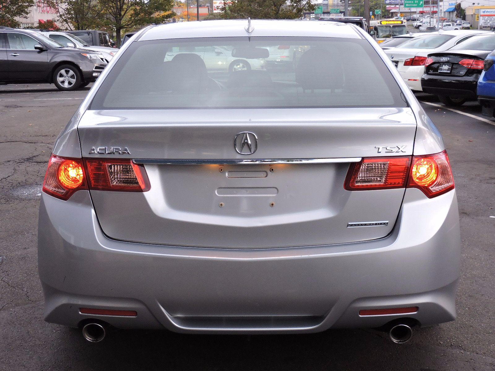 used 2014 acura tsx special edition at saugus auto mall. Black Bedroom Furniture Sets. Home Design Ideas