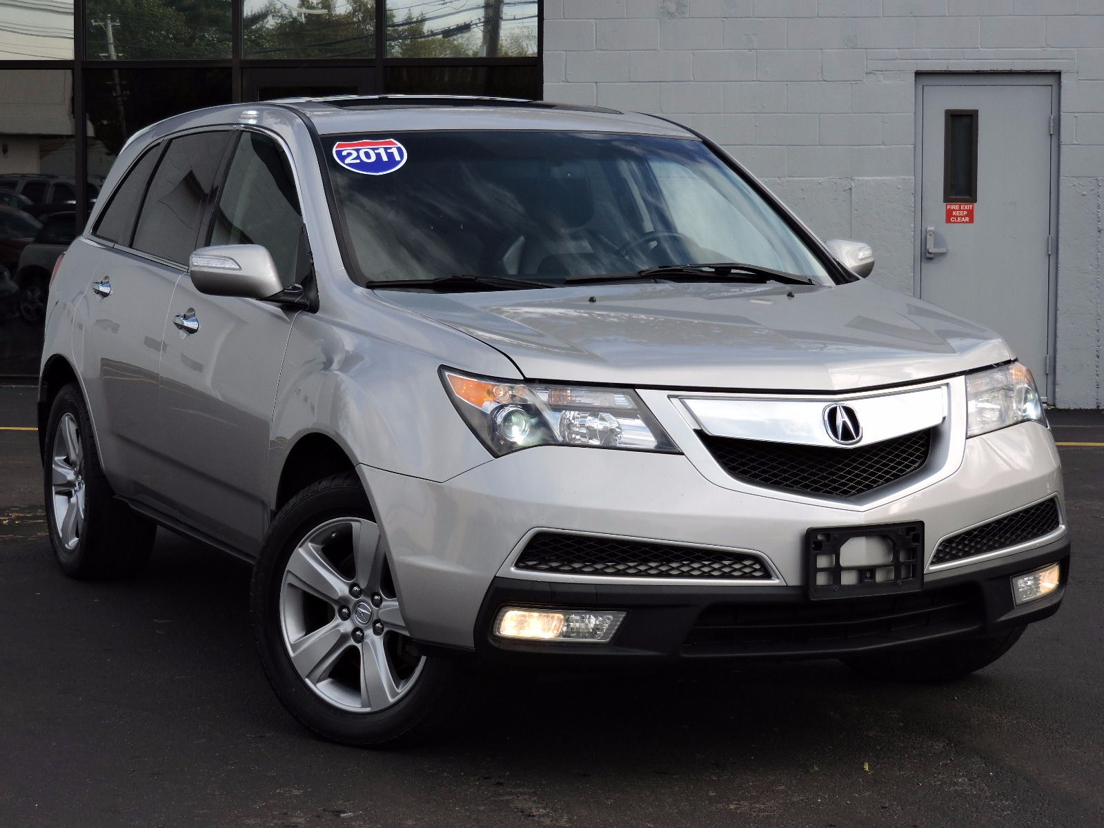 2011 Acura MDX - All Wheel Drive - Navigation - Technology Package