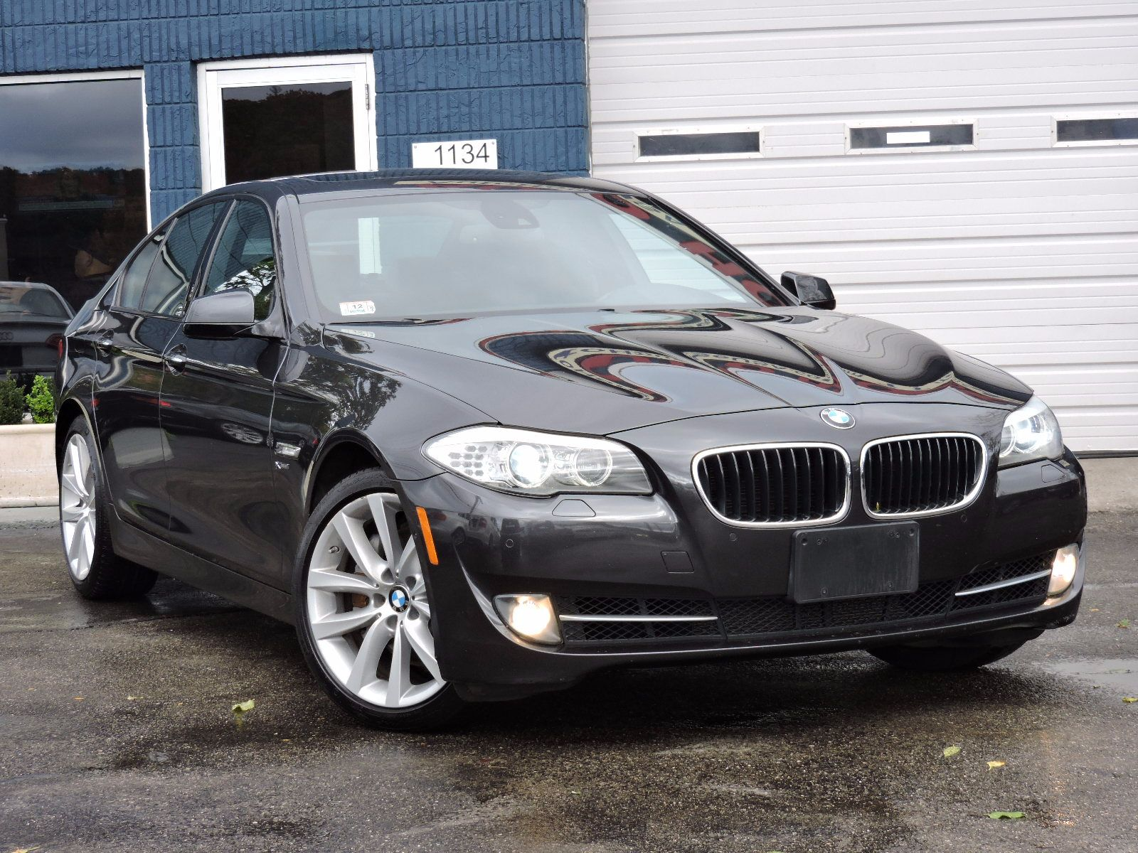 Used 2011 BMW 535i xDrive x at Saugus Auto Mall