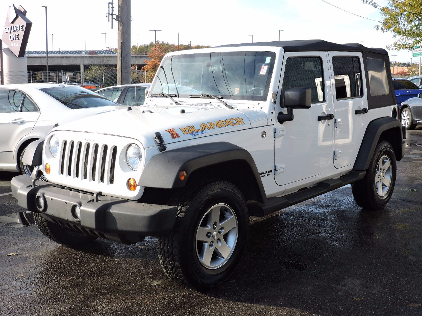 2010 Jeep Wrangler Unlimited - All Wheel Drive - Unlimited - Islander  Edition at Saugus Auto Mall