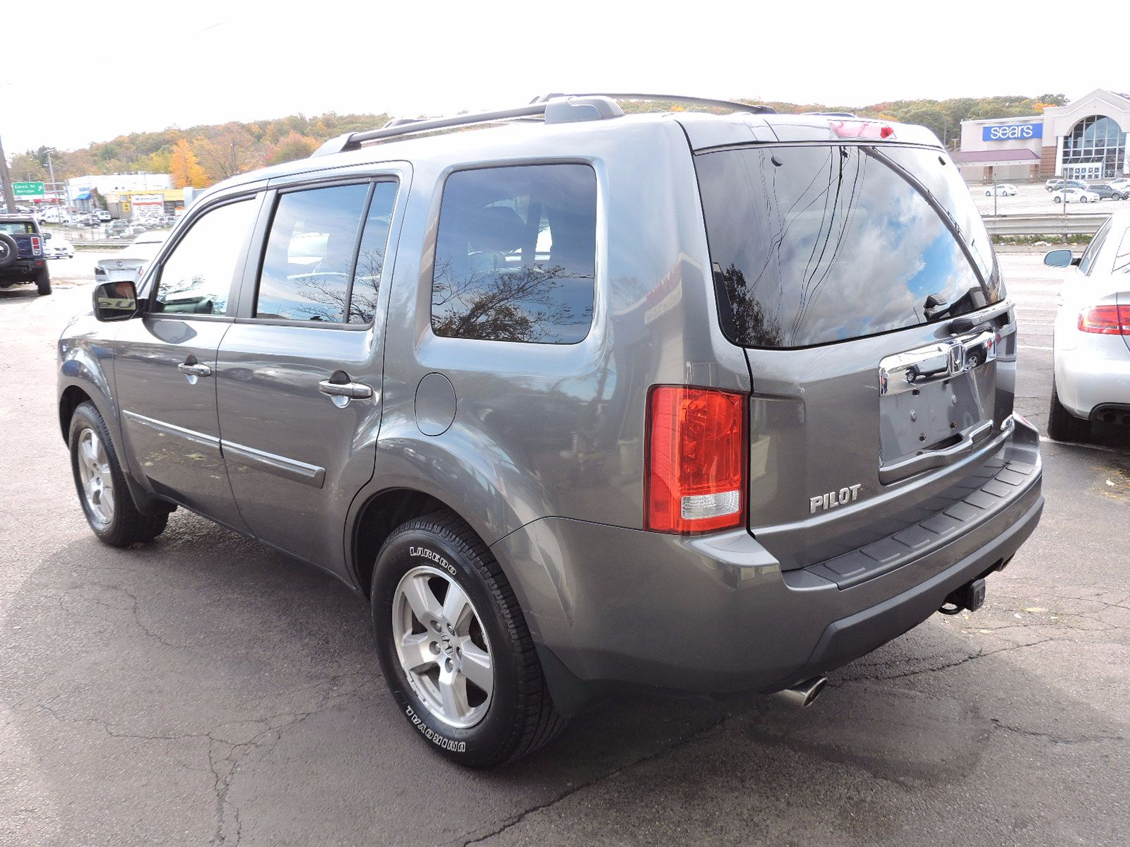 2011 Honda Pilot EX-L - All Wheel Drive