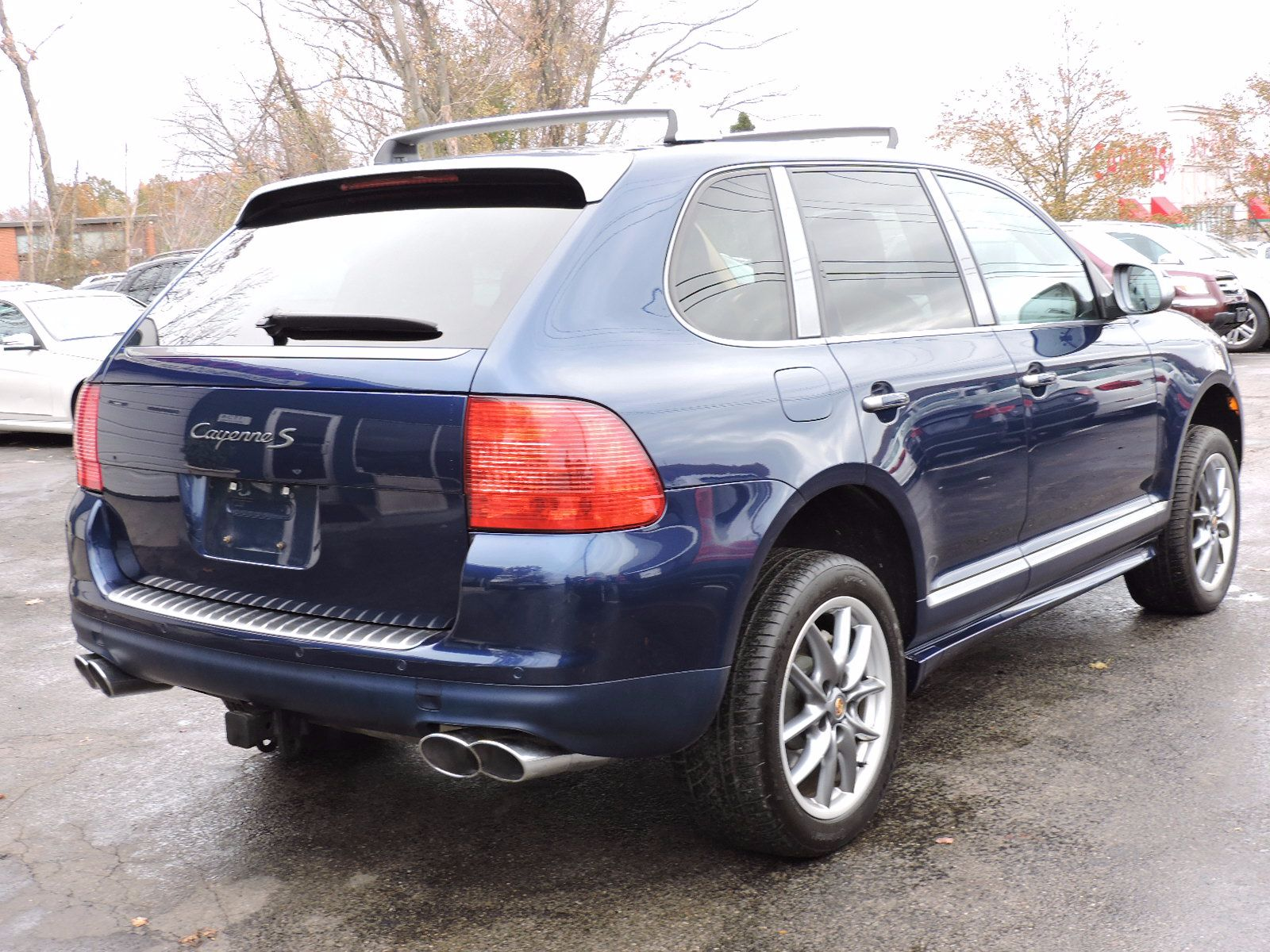 2006 Porsche Cayenne S Titanium Edition - All Wheel Drive - Navigation