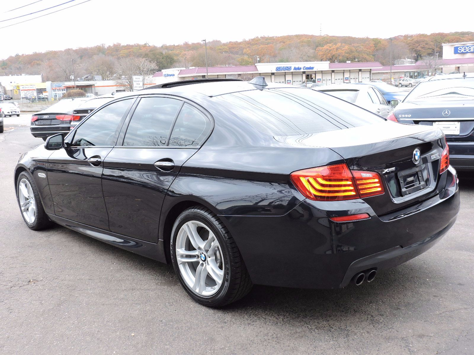 2014 BMW 5 Series - All Wheel Drive - M Package