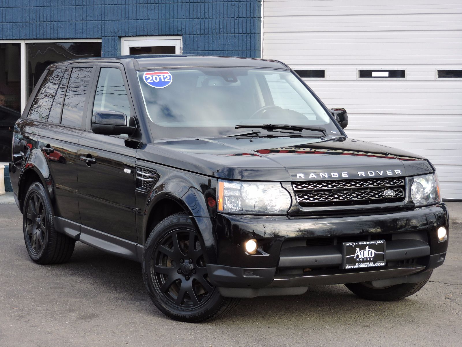 Used 2012 Land Rover Range Rover HSE Sport at Saugus Auto Mall