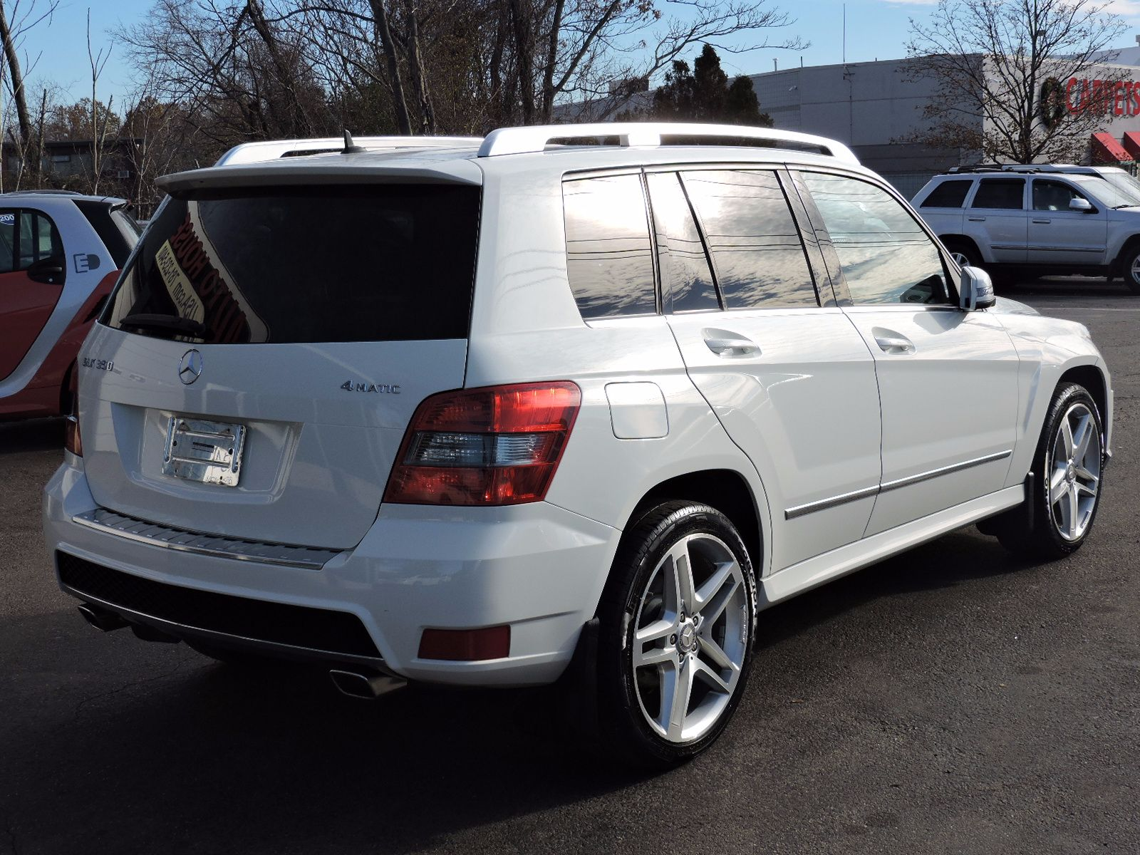 Used 2011 mercedes benz glk 350 glk 350 at saugus auto mall for Mercedes benz glk 350 maintenance schedule