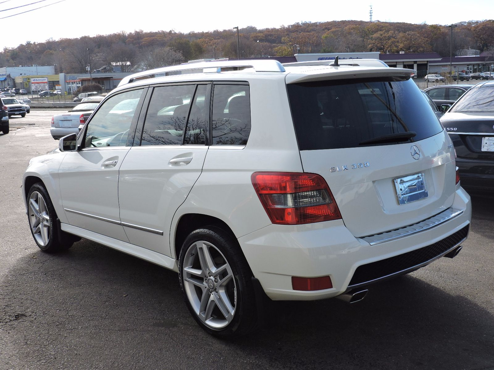 Used 2011 mercedes benz glk class glk 350 at saugus auto mall for Mercedes benz glk 350 maintenance schedule