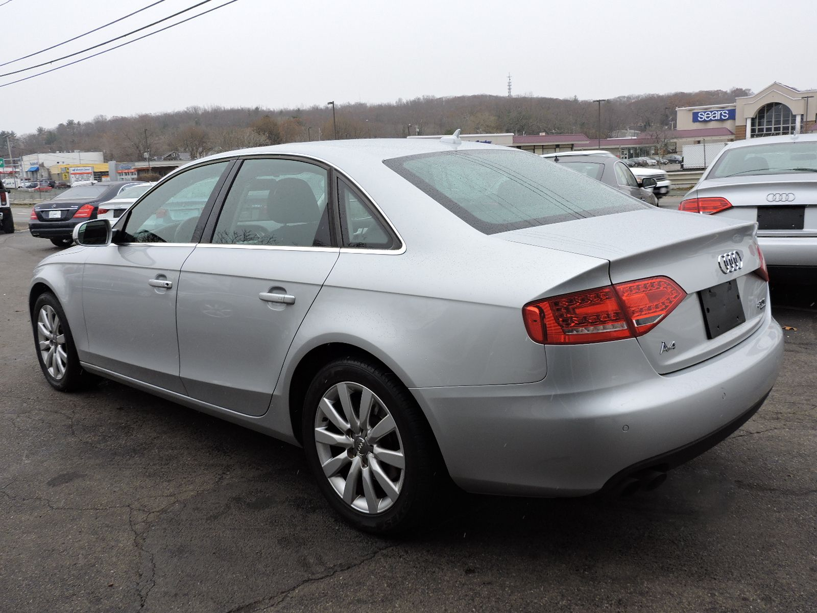 2010 Audi A4 - 2.0T Quattro - All Wheel Drive - Navigation