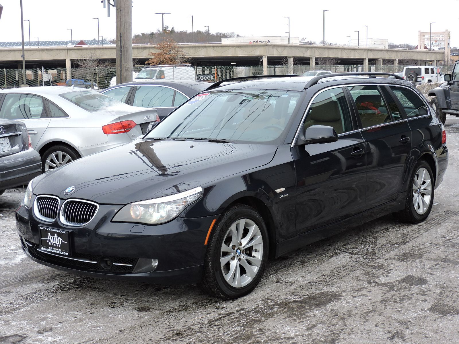 used 2010 bmw 5 series 535i xdrive at saugus auto mall. Black Bedroom Furniture Sets. Home Design Ideas
