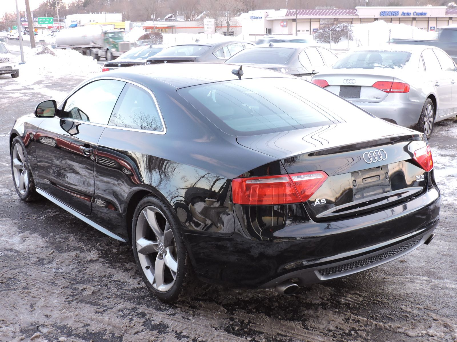 used 2009 audi a5 s line at saugus auto mall. Black Bedroom Furniture Sets. Home Design Ideas
