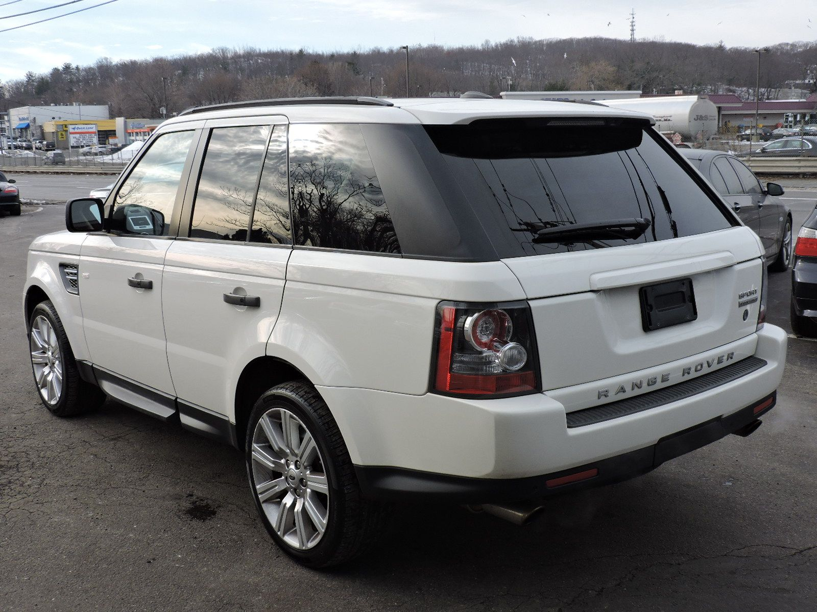 2010 Land Rover Range Rover Sport Supercharger