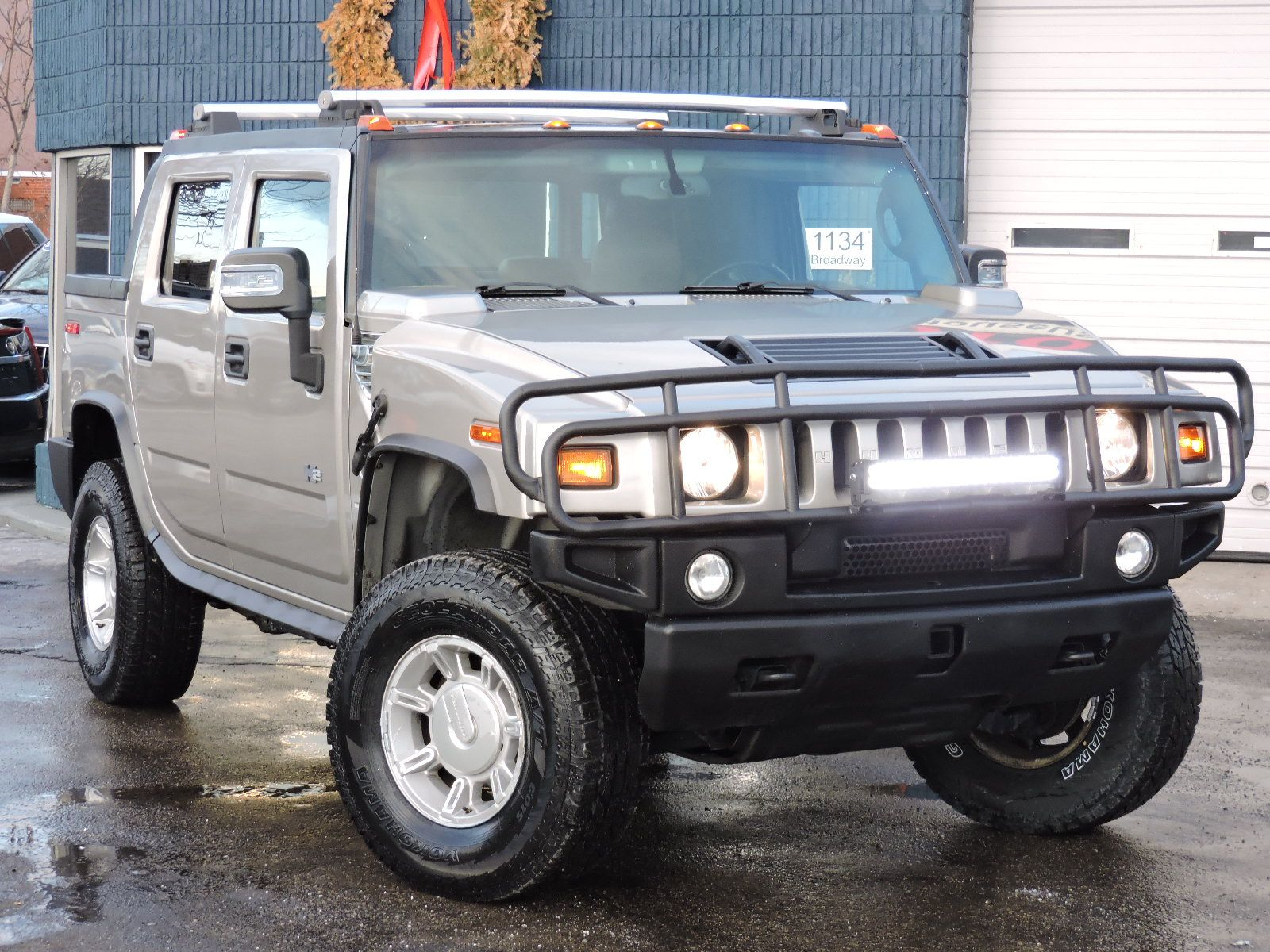 used 2006 hummer h2 sut at saugus auto mall. Black Bedroom Furniture Sets. Home Design Ideas