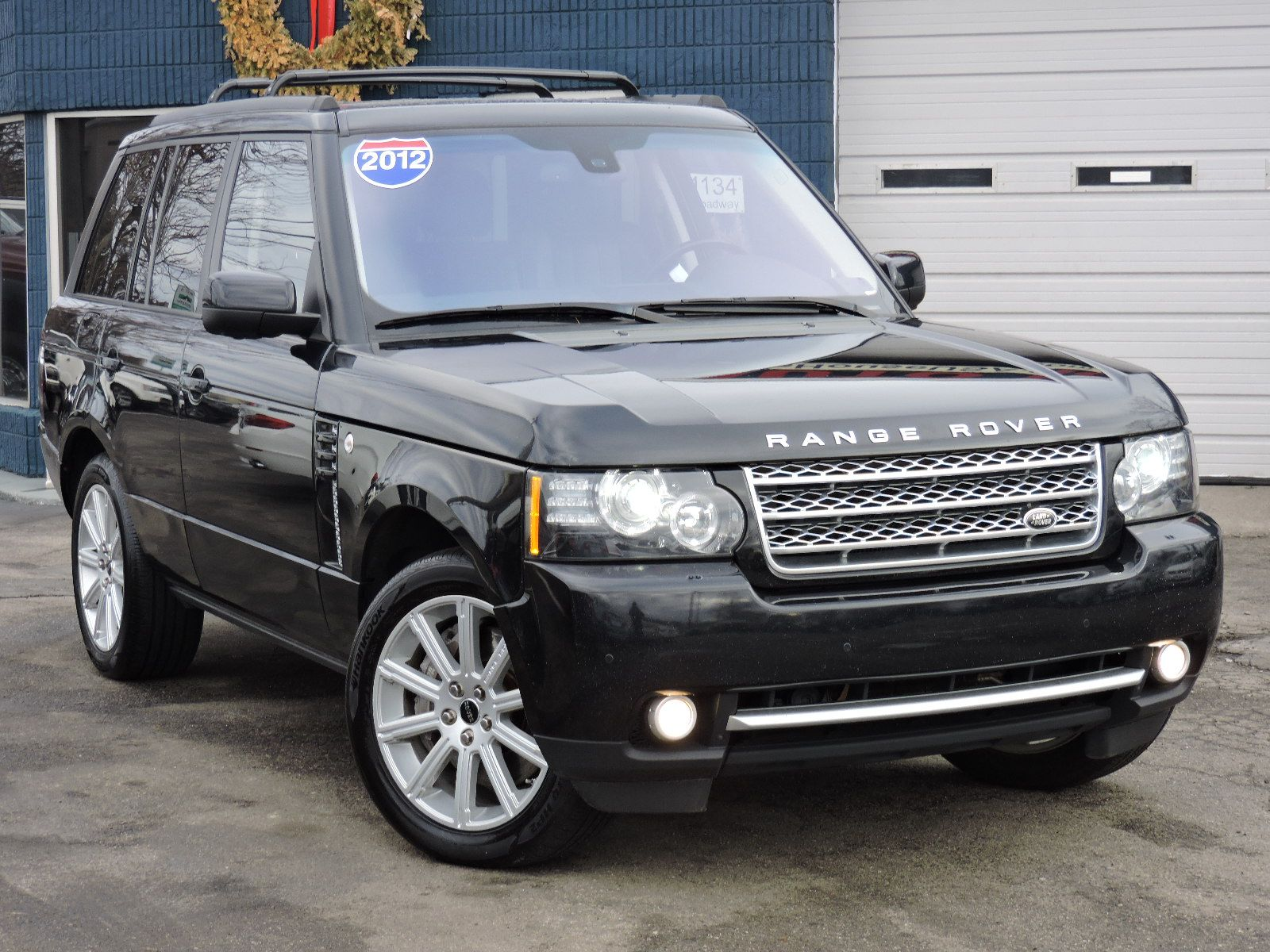 Used 2012 Land Rover Range Rover SC at Saugus Auto Mall