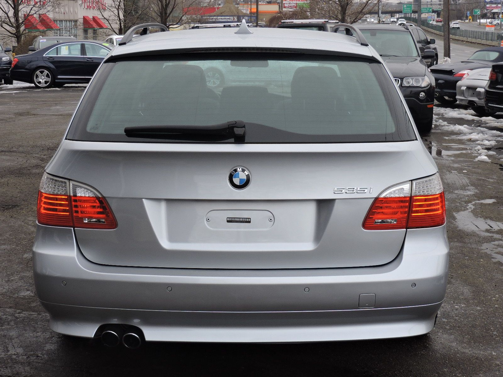 used 2010 bmw 5 series at saugus auto mall. Black Bedroom Furniture Sets. Home Design Ideas