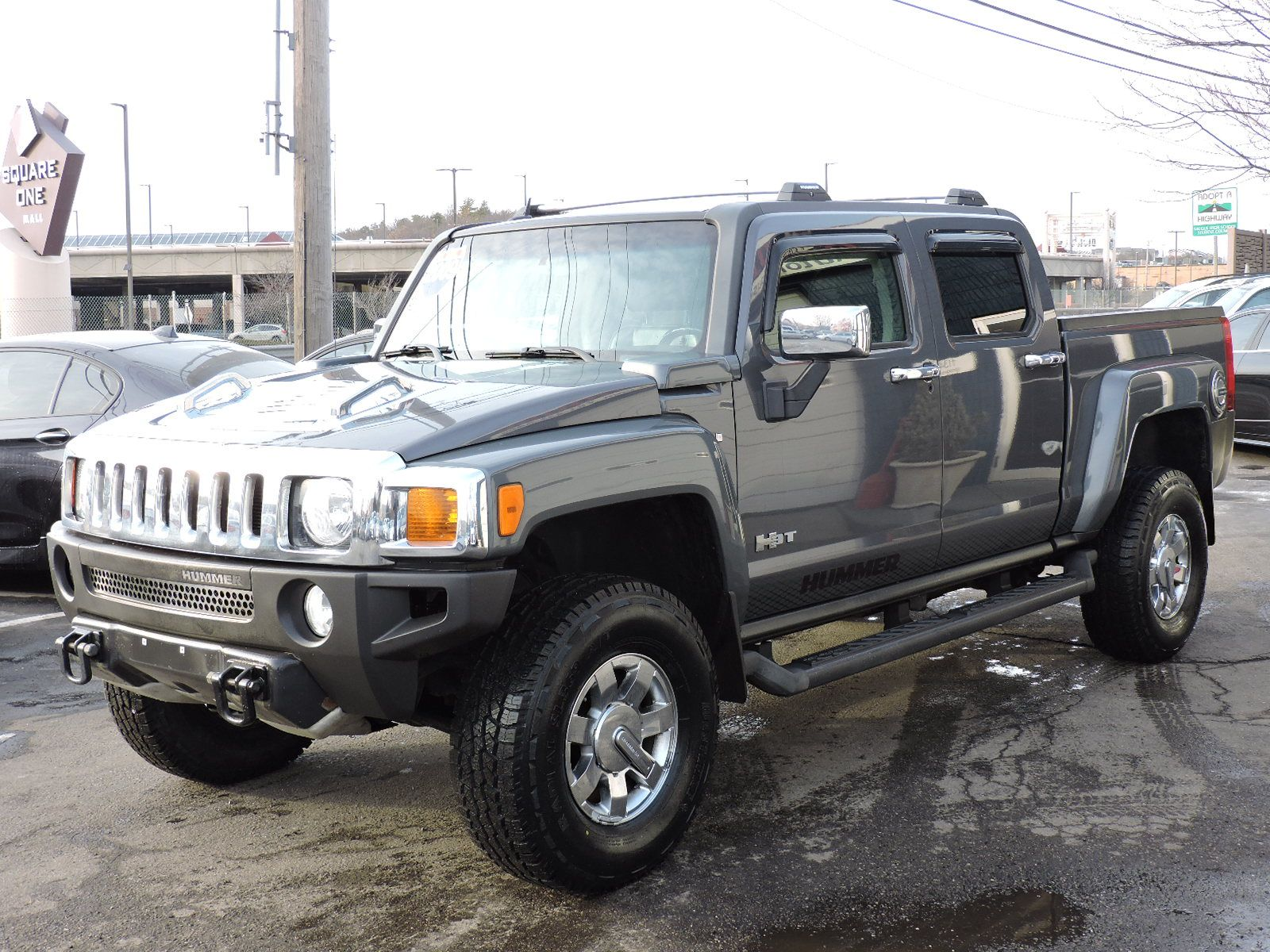 used 2009 hummer h3 h3t luxury at saugus auto mall. Black Bedroom Furniture Sets. Home Design Ideas