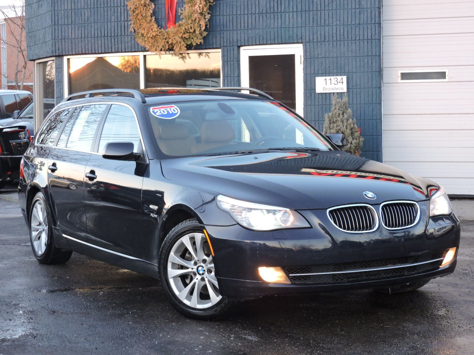 2010 BMW 5 Series Sports Wgn 535i xDrive AWD