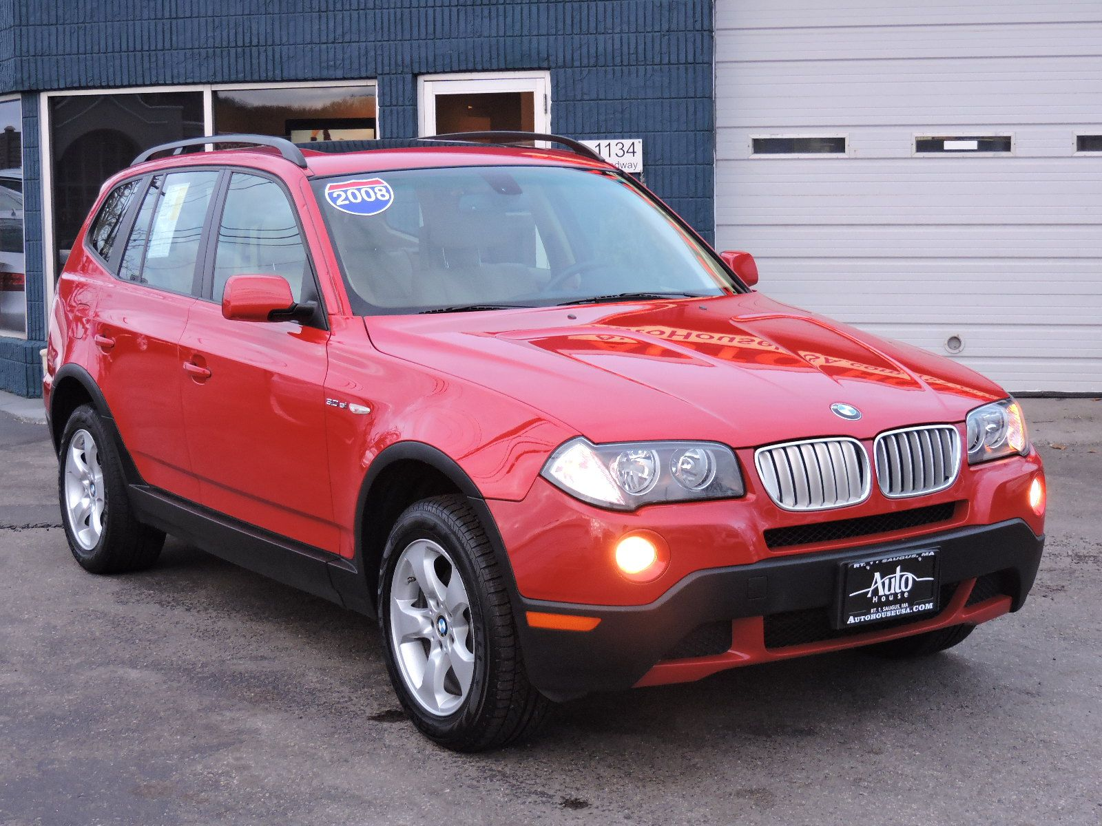 Photos Of A Used 2008 BMW X3 30si At Saugus Auto Mall