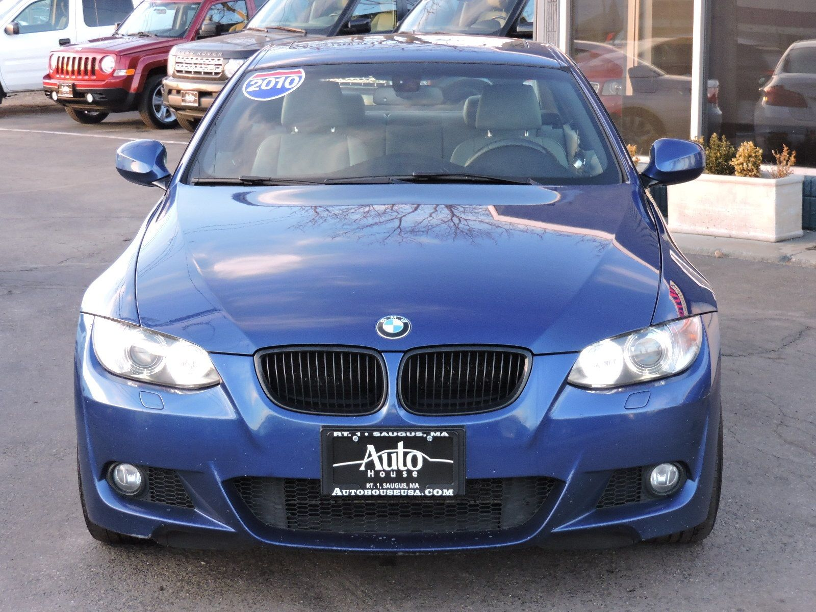 2010 BMW 3 Series 328i xDrive M SPORT 6 Speed AWD Coupe