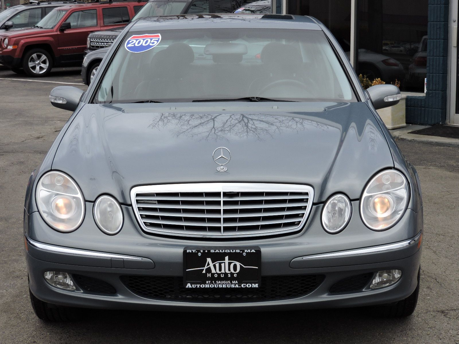 2005 Mercedes-Benz E320 4MATIC