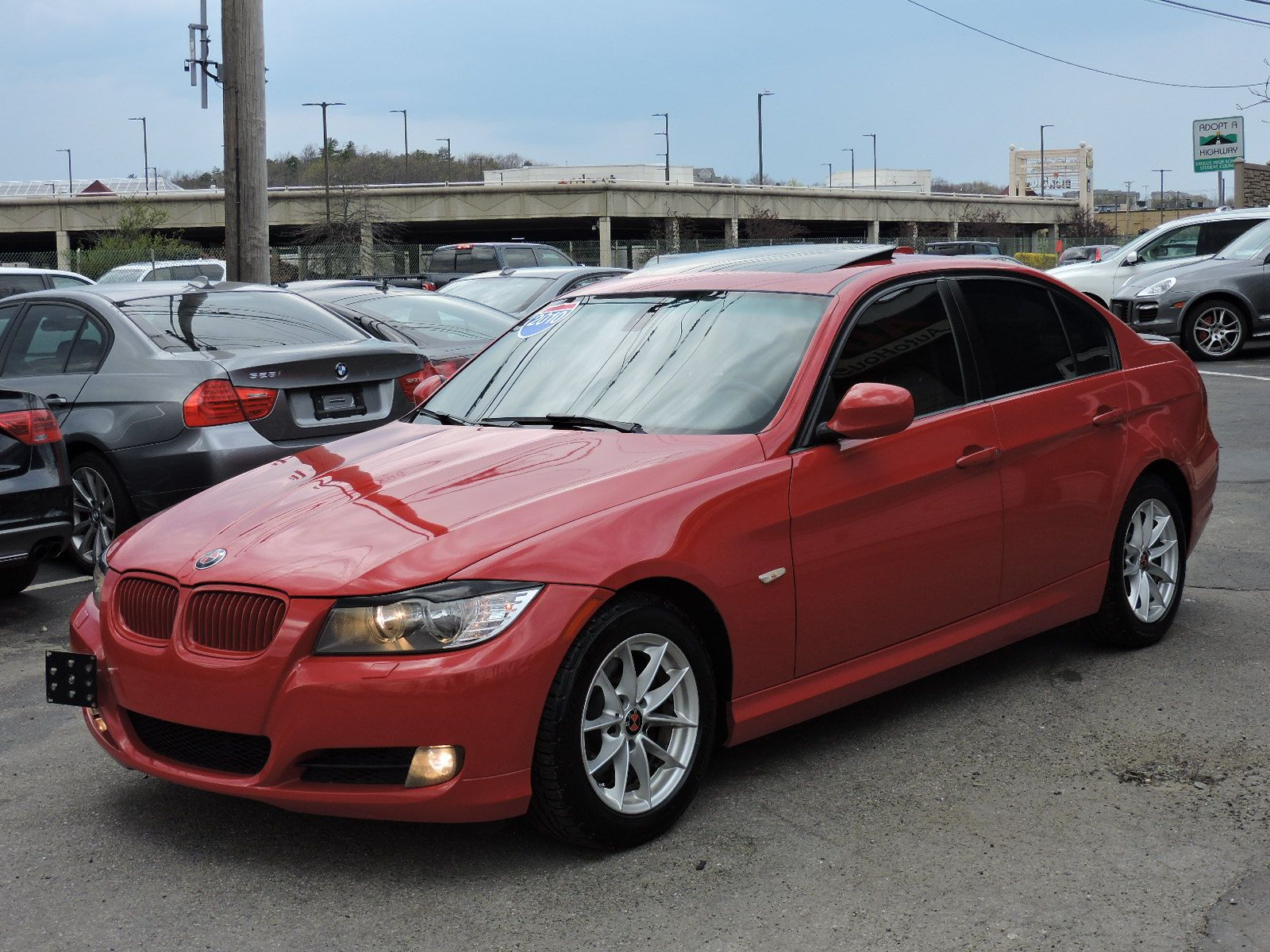2010 BMW 3 Series AWD