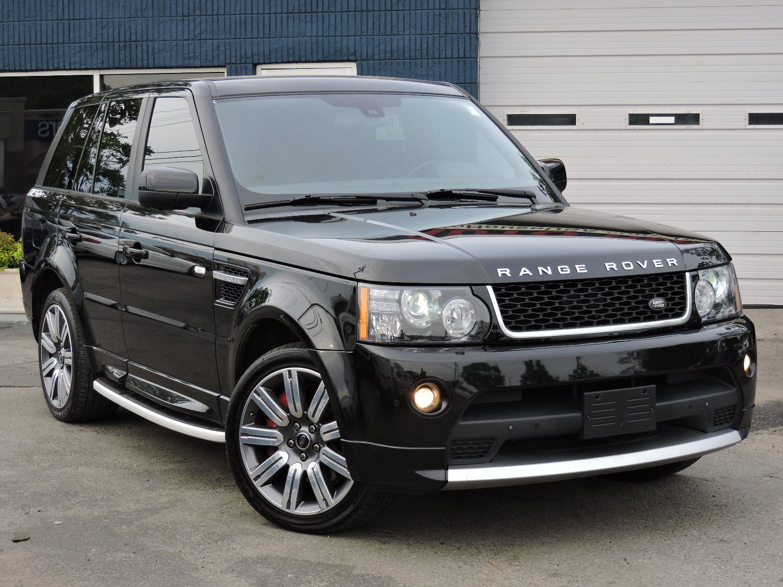 Used 2013 Land Rover Range Rover Sport SC at Saugus Auto Mall