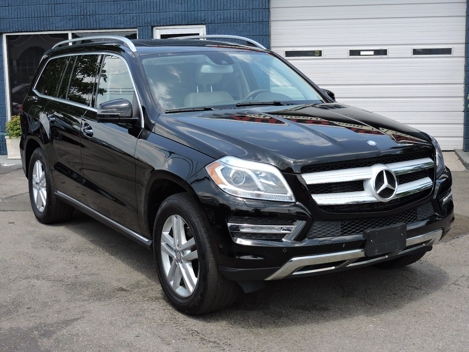 2015 Mercedes-Benz GL 350 4MATIC BlueTEC Diesel AWD