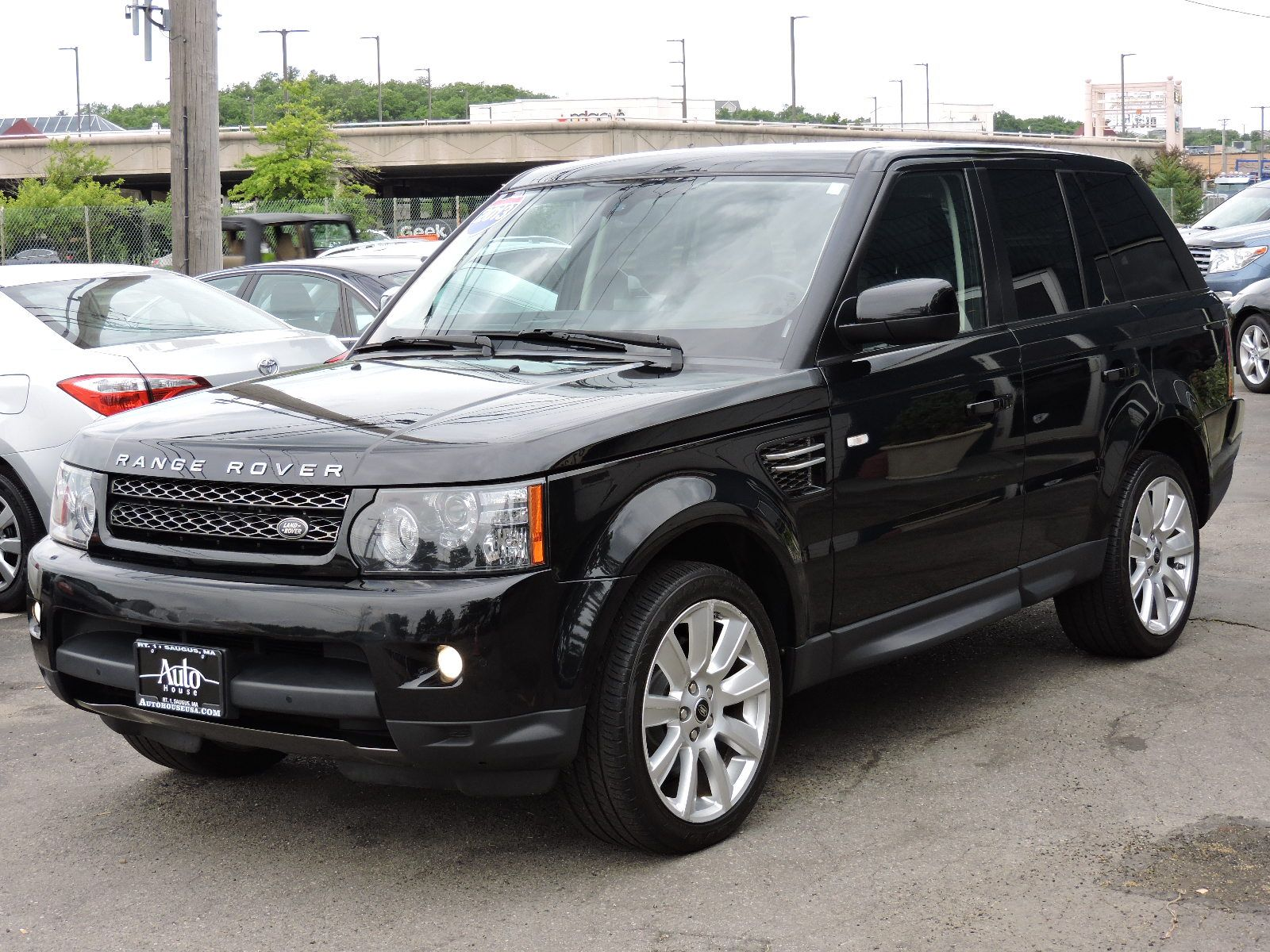 Used 2013 Land Rover Range Rover Sport HSE at Saugus Auto Mall