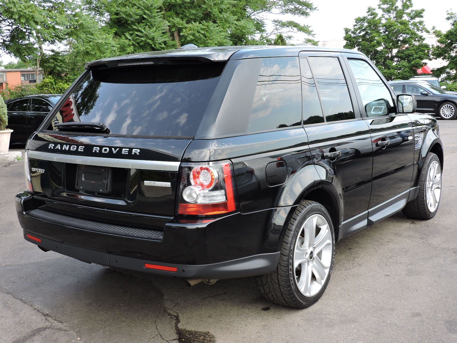 Used 2012 Land Rover Range Rover Sport Hse Lux At Saugus