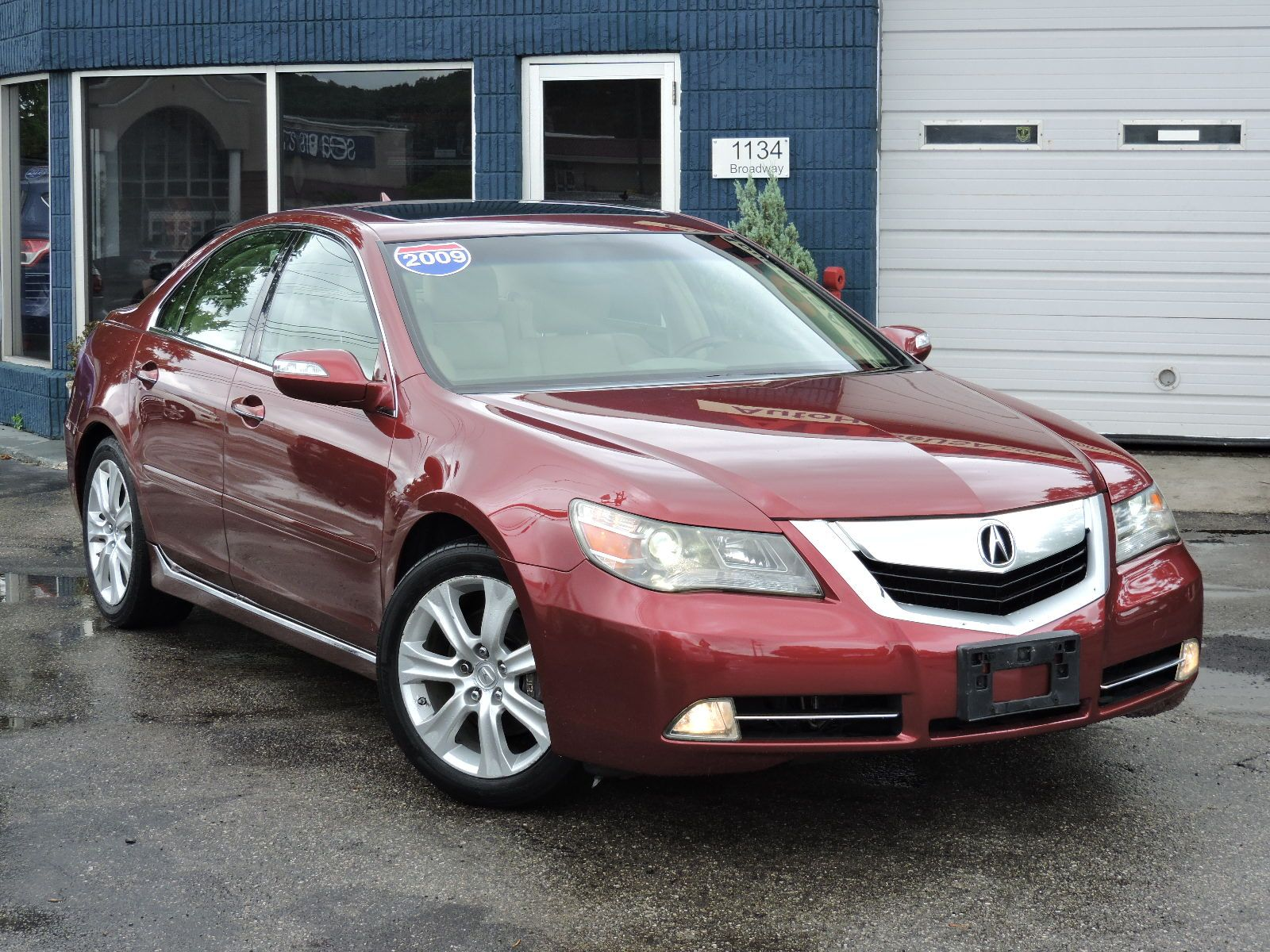 Used 2009 Acura RL Tech Pkg at Saugus Auto Mall