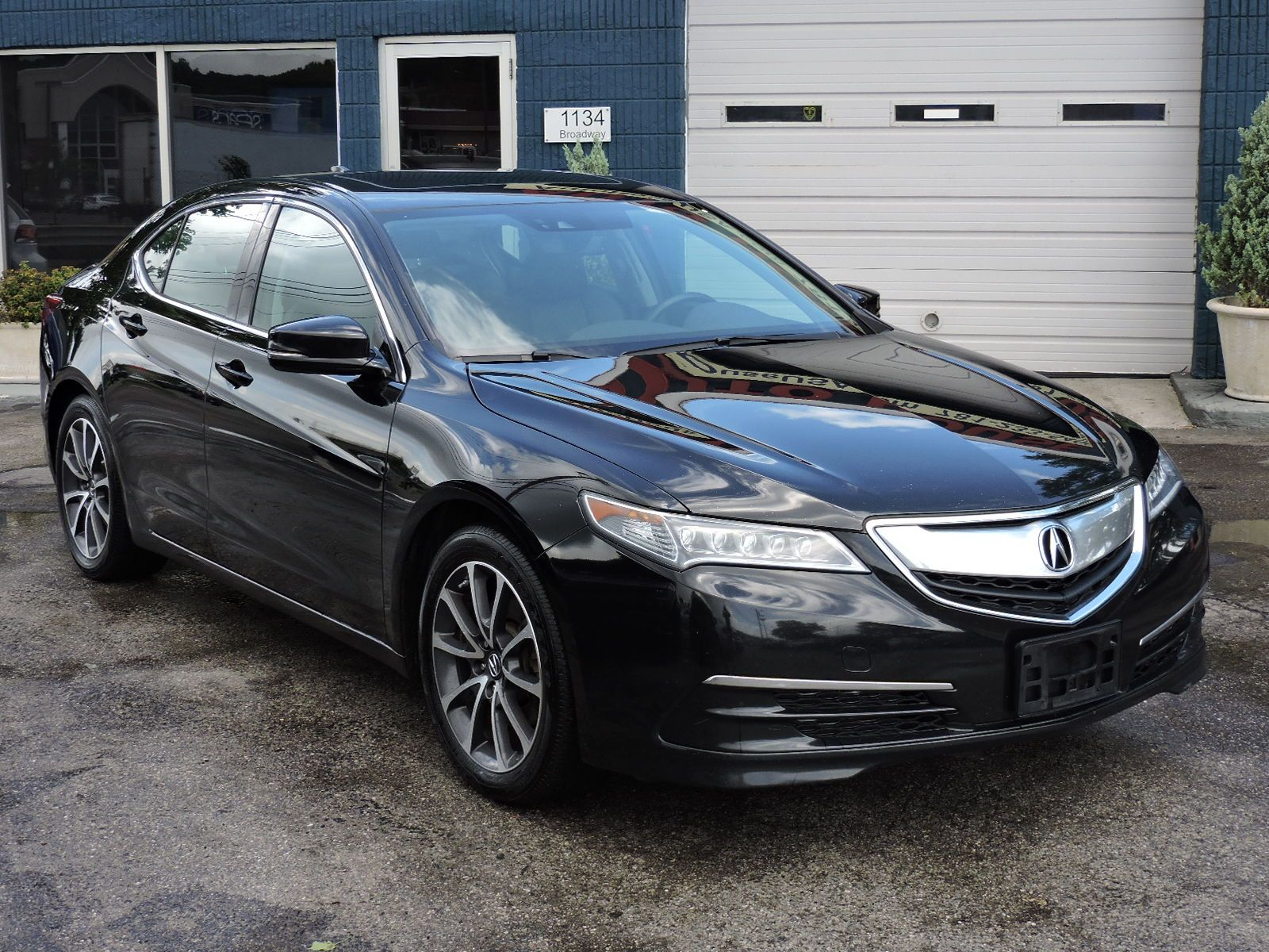 2015 Acura TLX SH V6 Technology Package AWD
