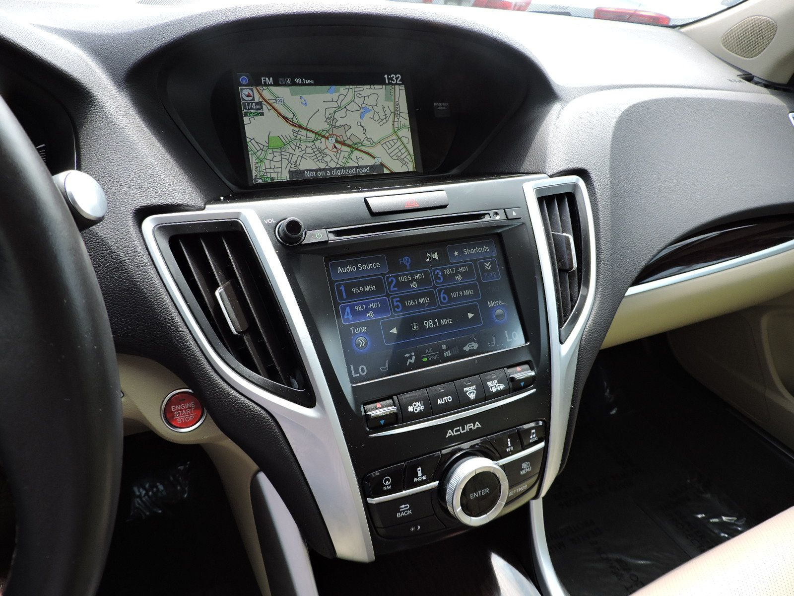 2015 Acura TLX Technology Package