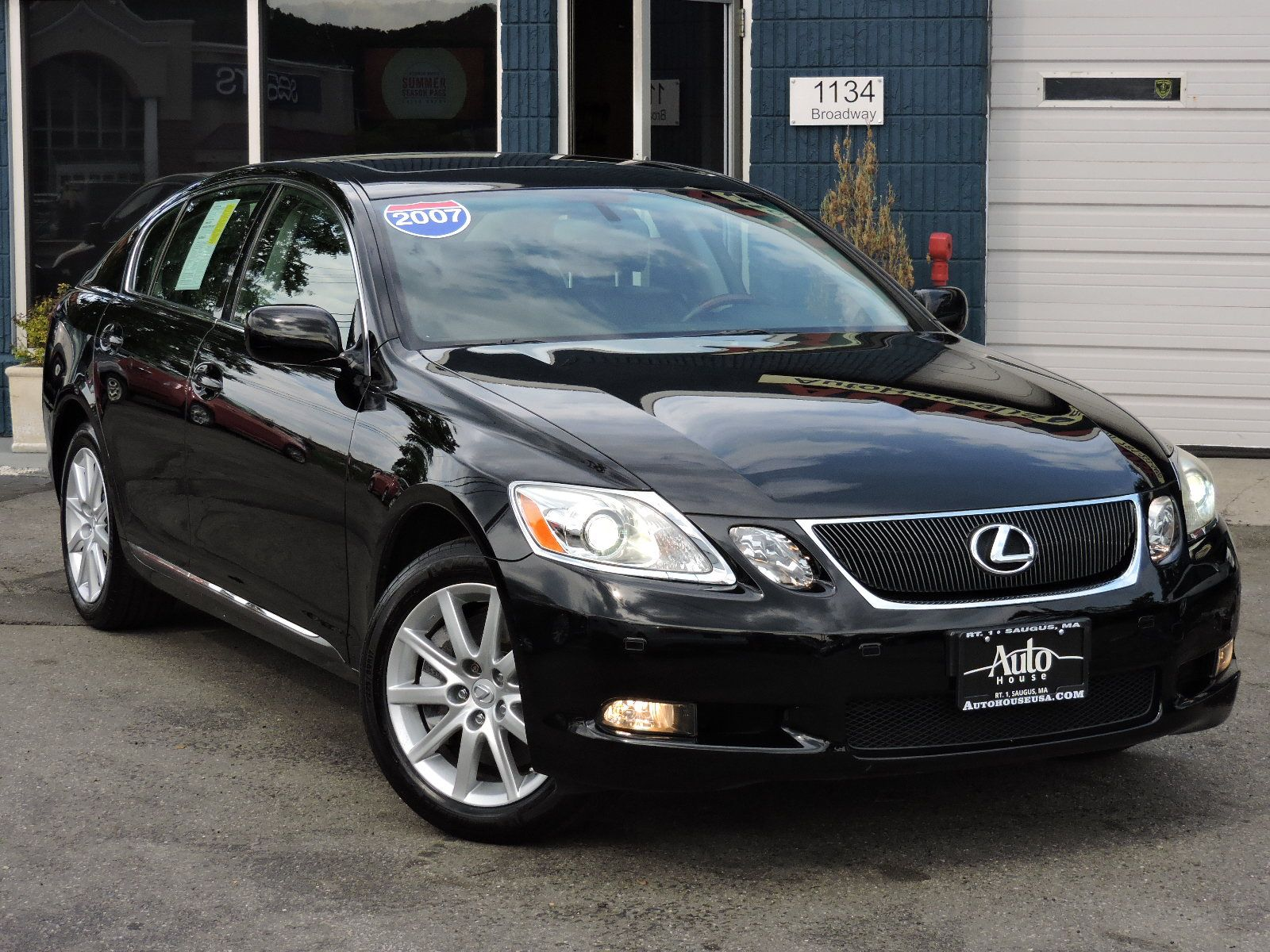 Good 2007 Lexus GS 350 AWD ...