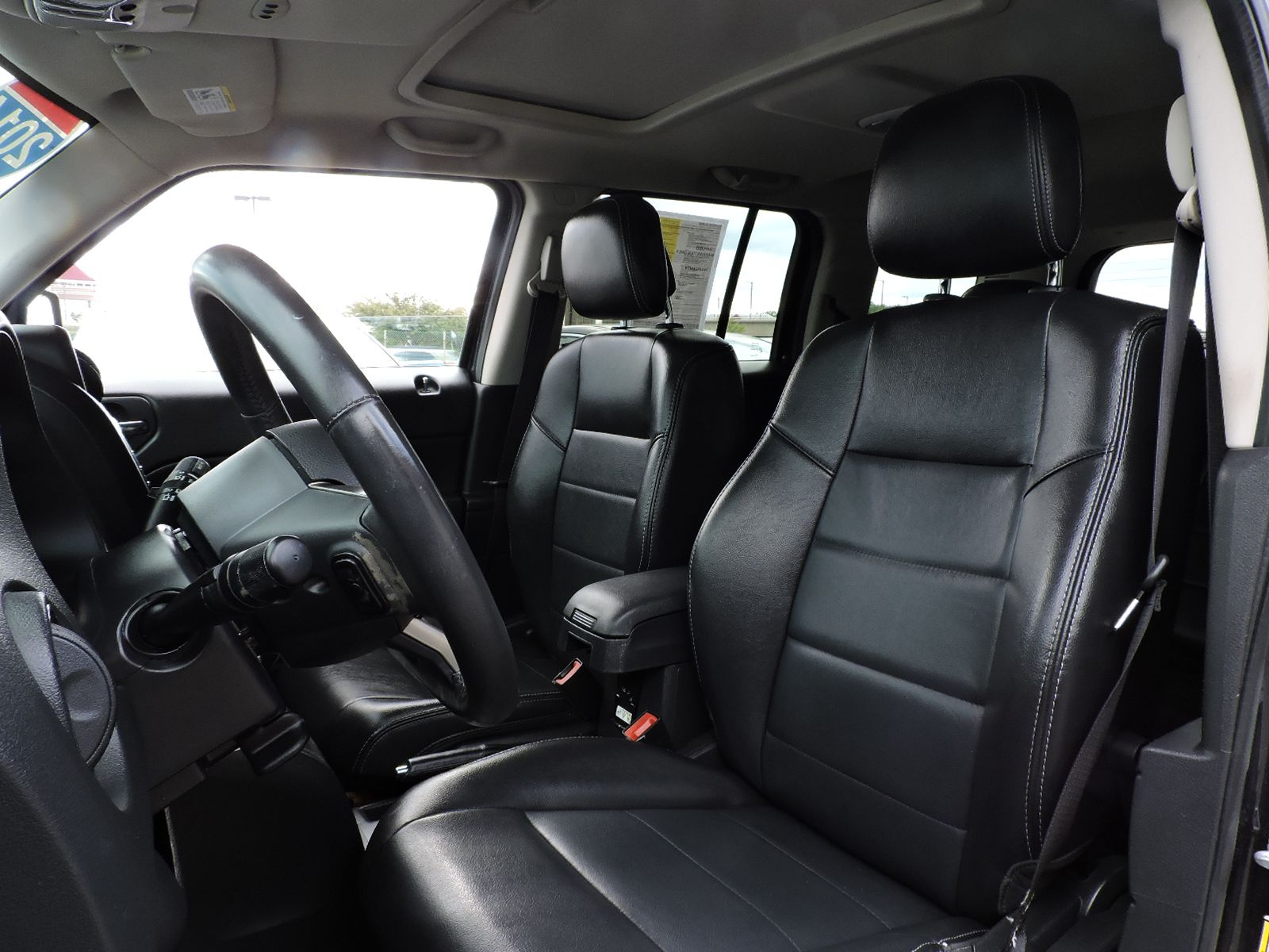 2014 Jeep Patriot Limited AWD