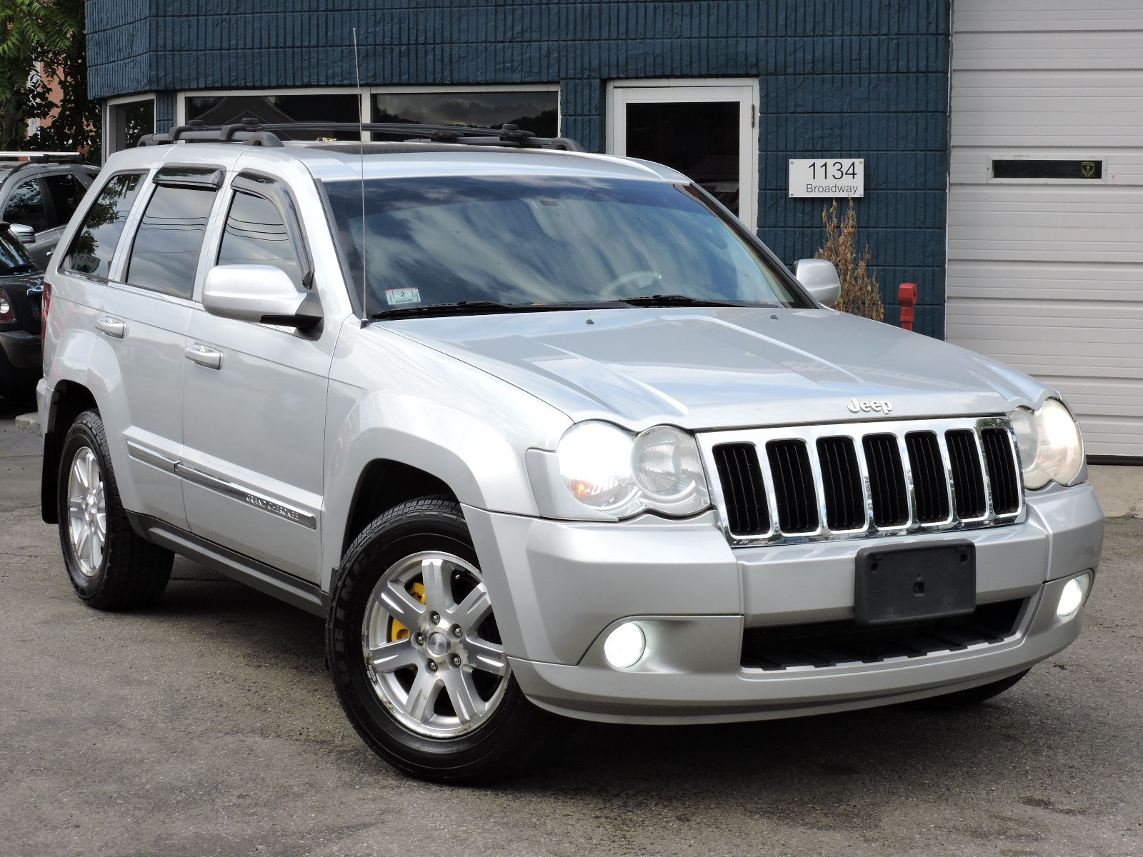 2008 Jeep Grand Cherokee Limited AWD ...