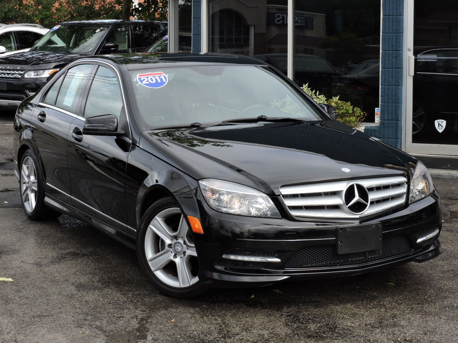 2011 Mercedes-Benz C 300 Sport 4MATIC AWD