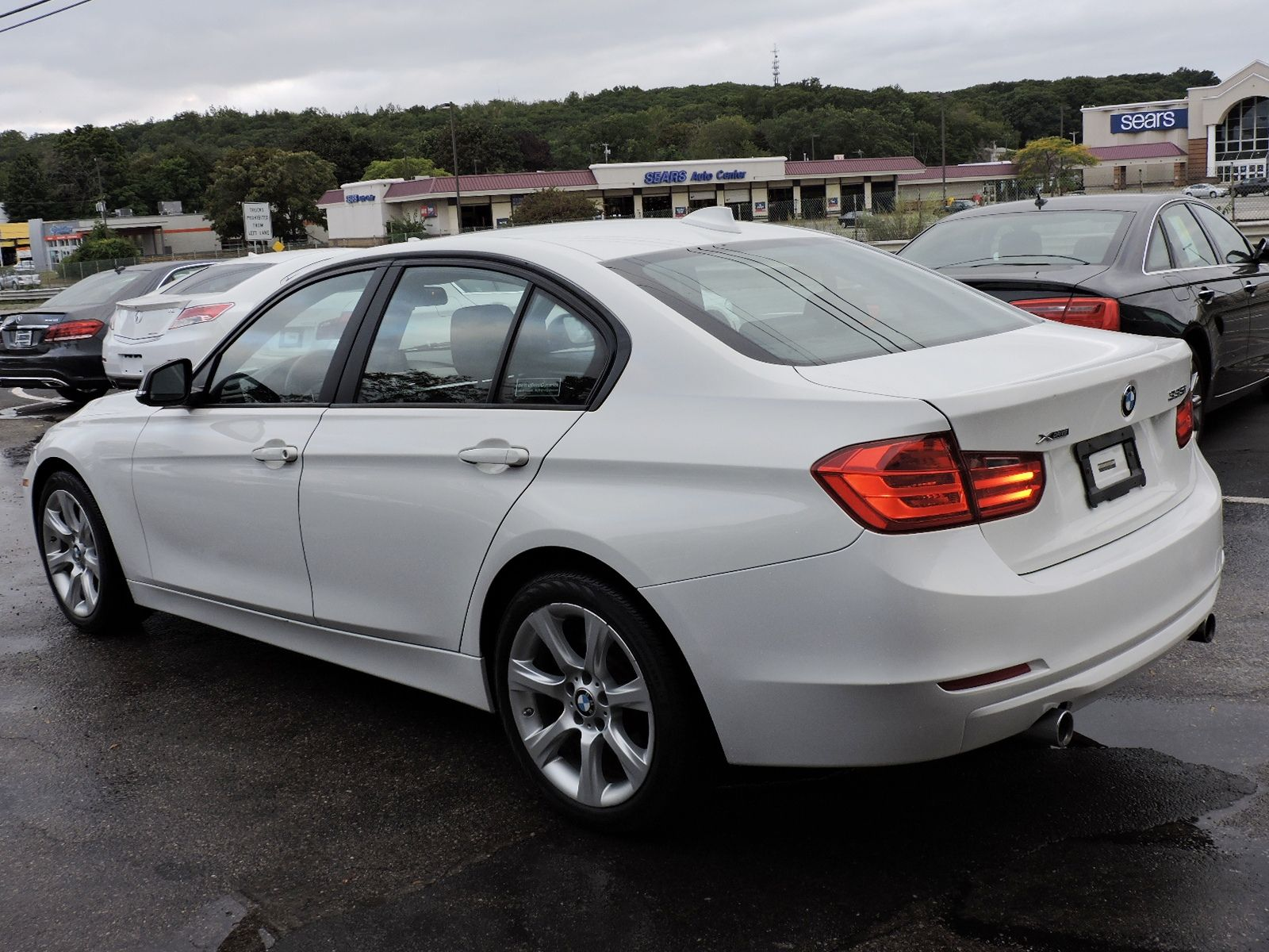2014 BMW 3 Series 335 xDrive AWD