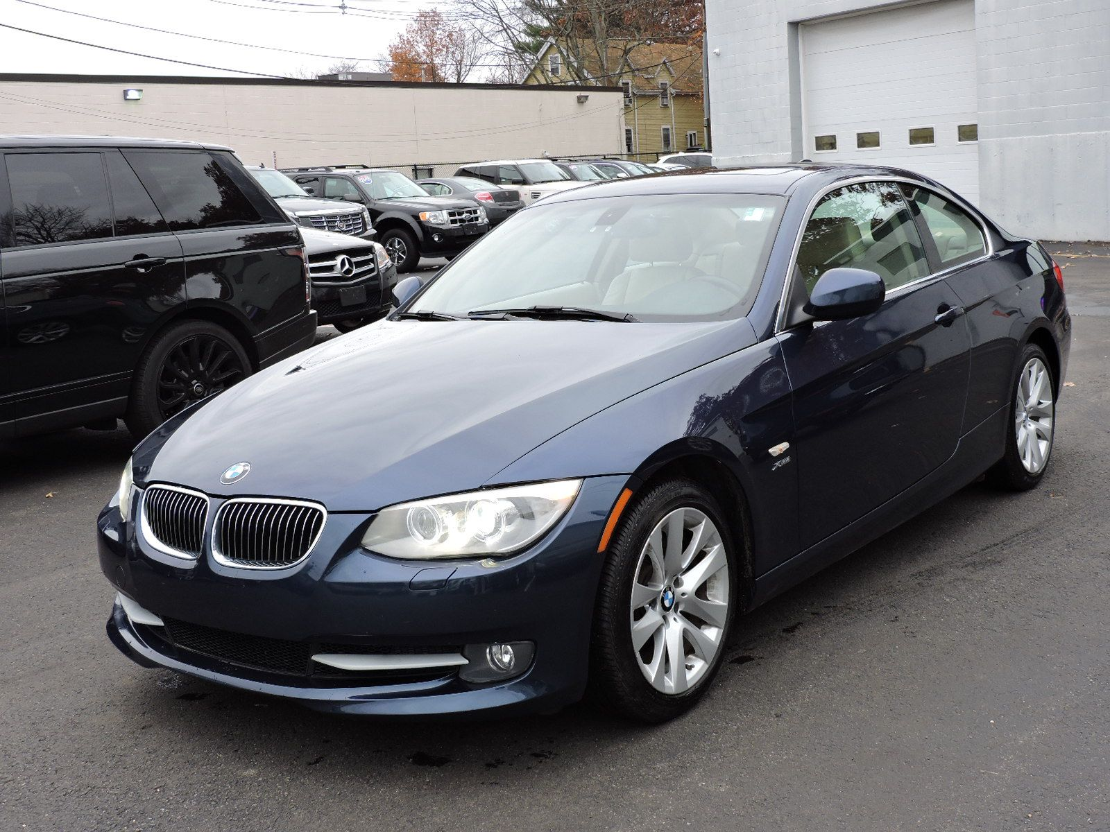 2012 BMW 3 Series 328i Coupe xDrive AWD