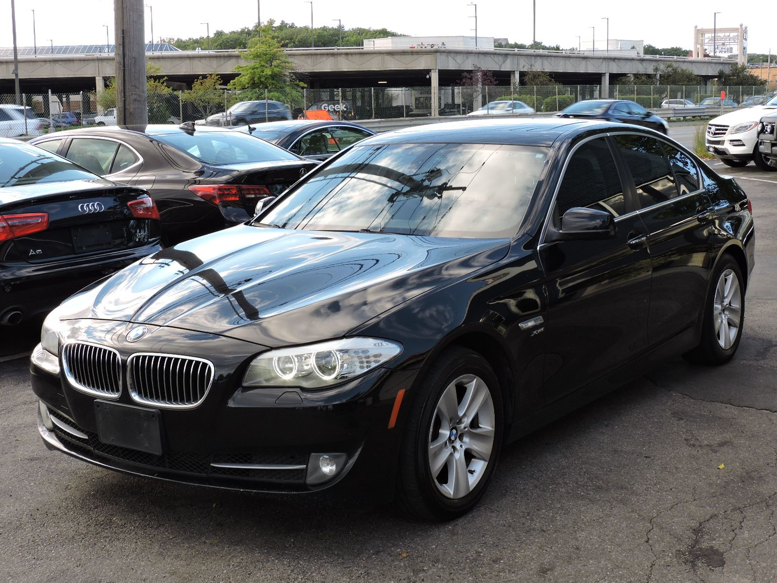 Used 2012 Bmw 5 Series 528i Xdrive At Saugus Auto Mall Awd