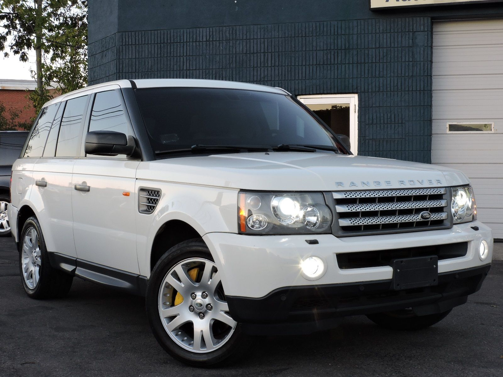 Used 2008 Land Rover Range Sport Sc At Saugus Auto Mall 2007 Supercharged Firing Order With Diagrams And Images Super Charged
