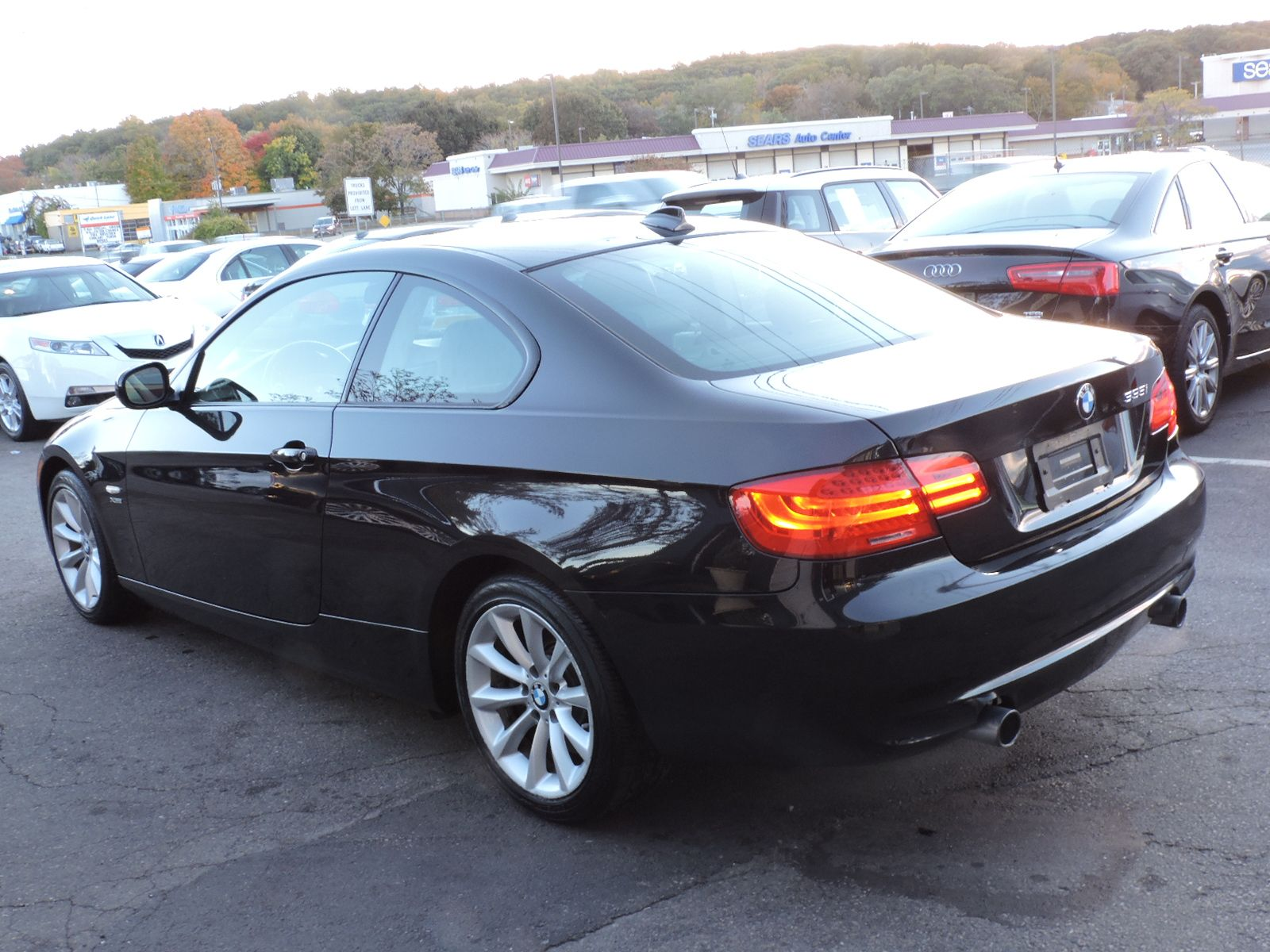 2011 BMW 3 Series 335 xDrive AWD