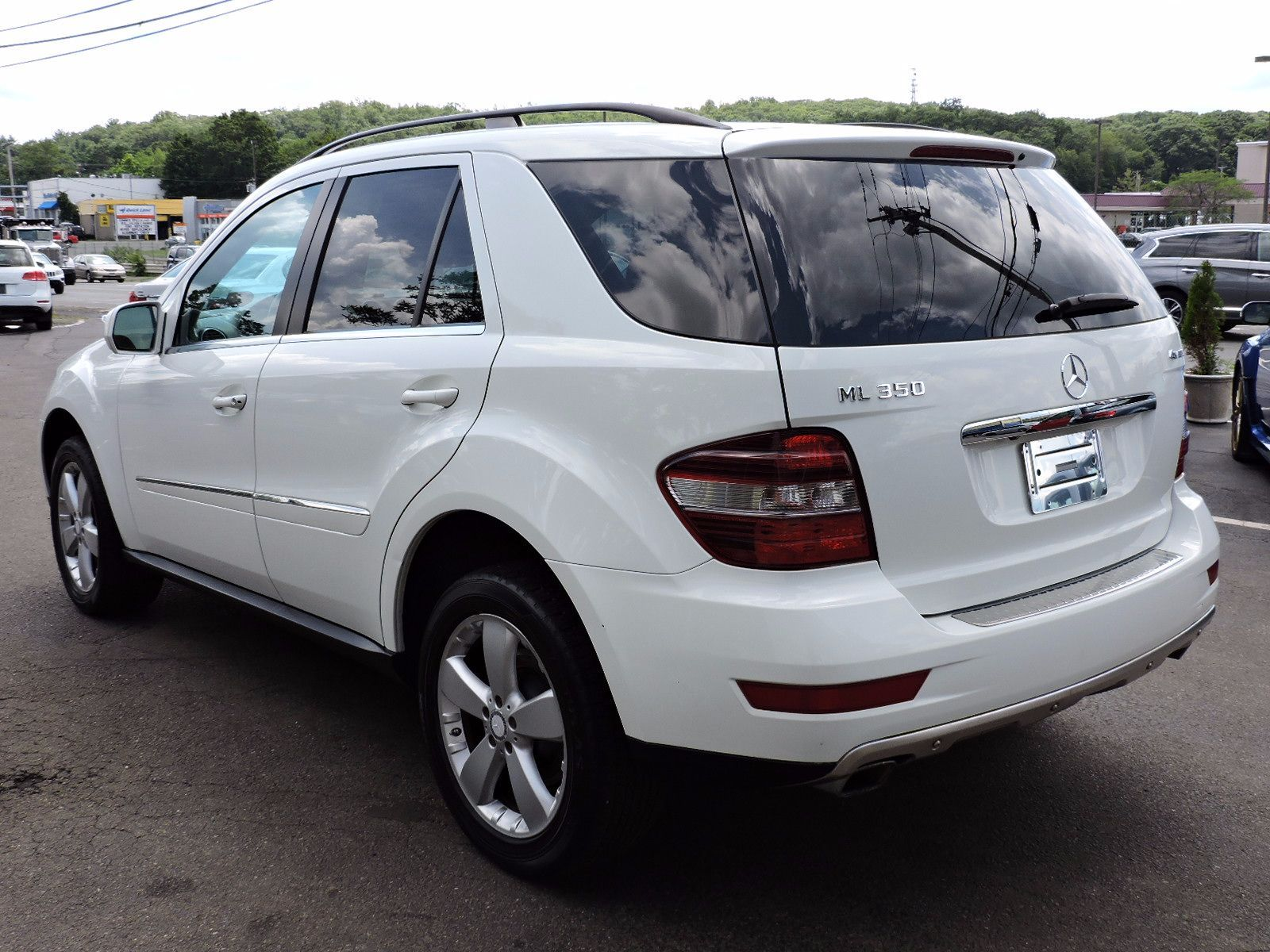 2011 Mercedes-Benz M-Class ML 350 4MATIC AWD