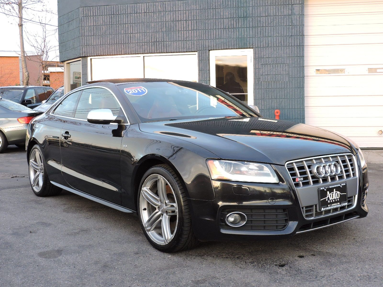 2011 Audi S5 6 Speed Coupe Premium Plus AWD