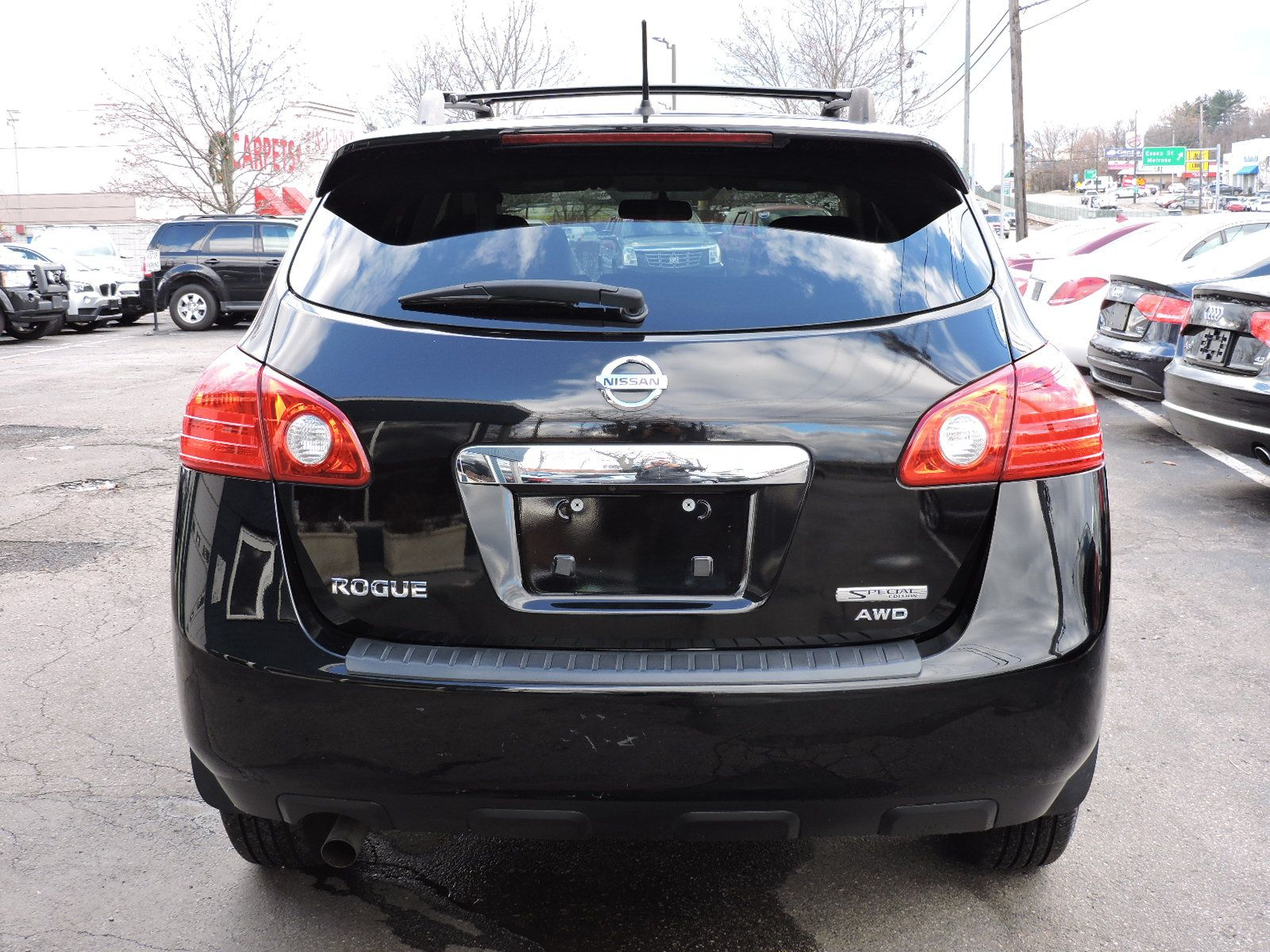 2013 Nissan Rogue Special Edition AWD