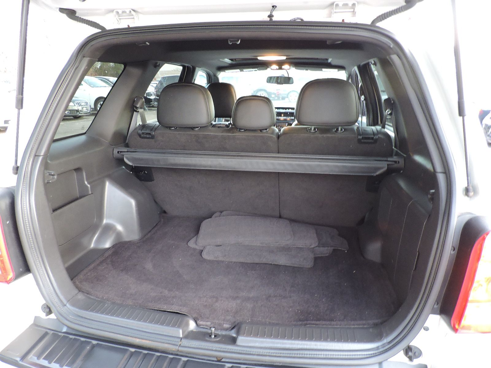2011 Ford Escape Limited AWD