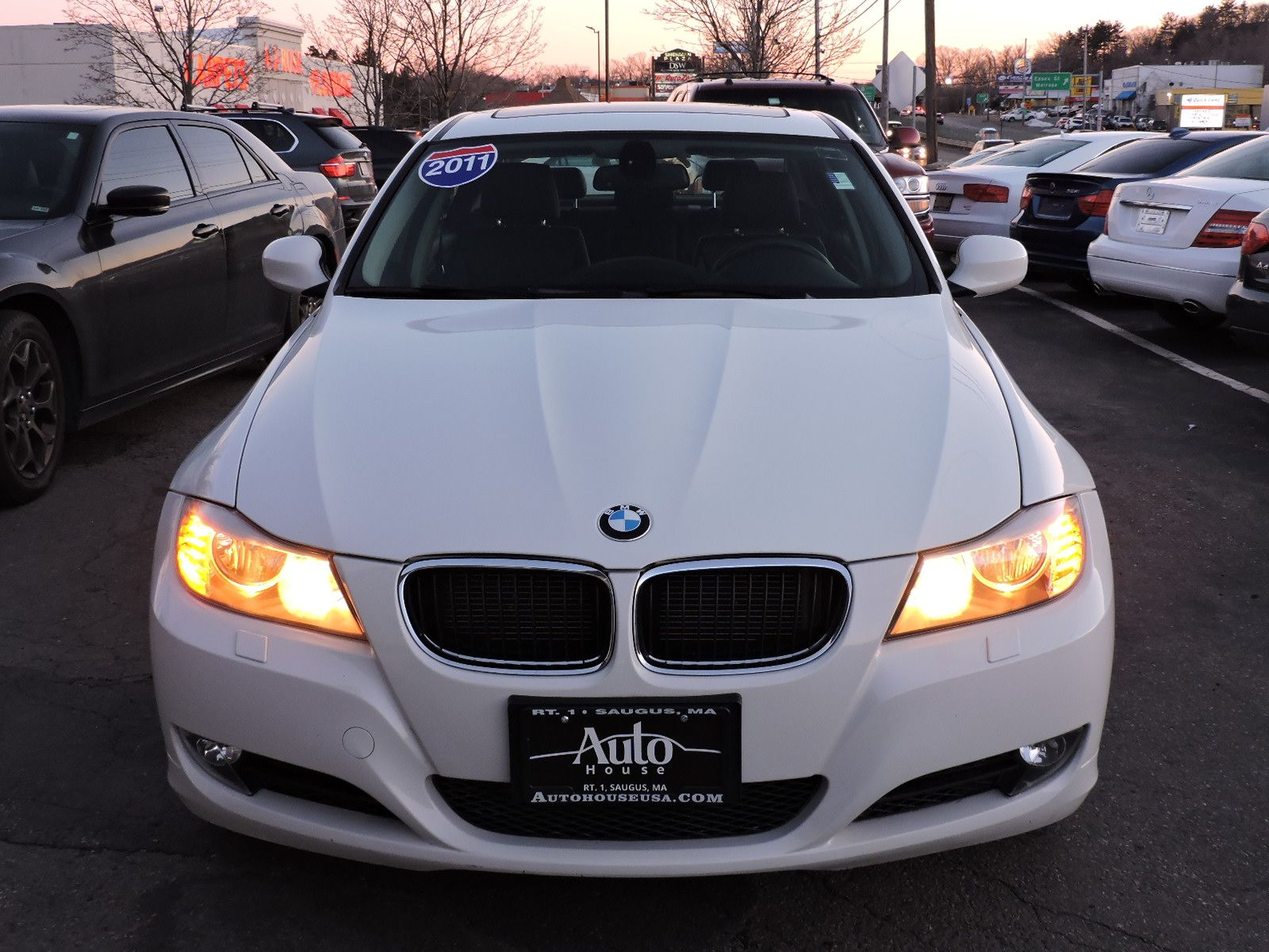 2011 BMW 3 Series 328i xDrive AWD
