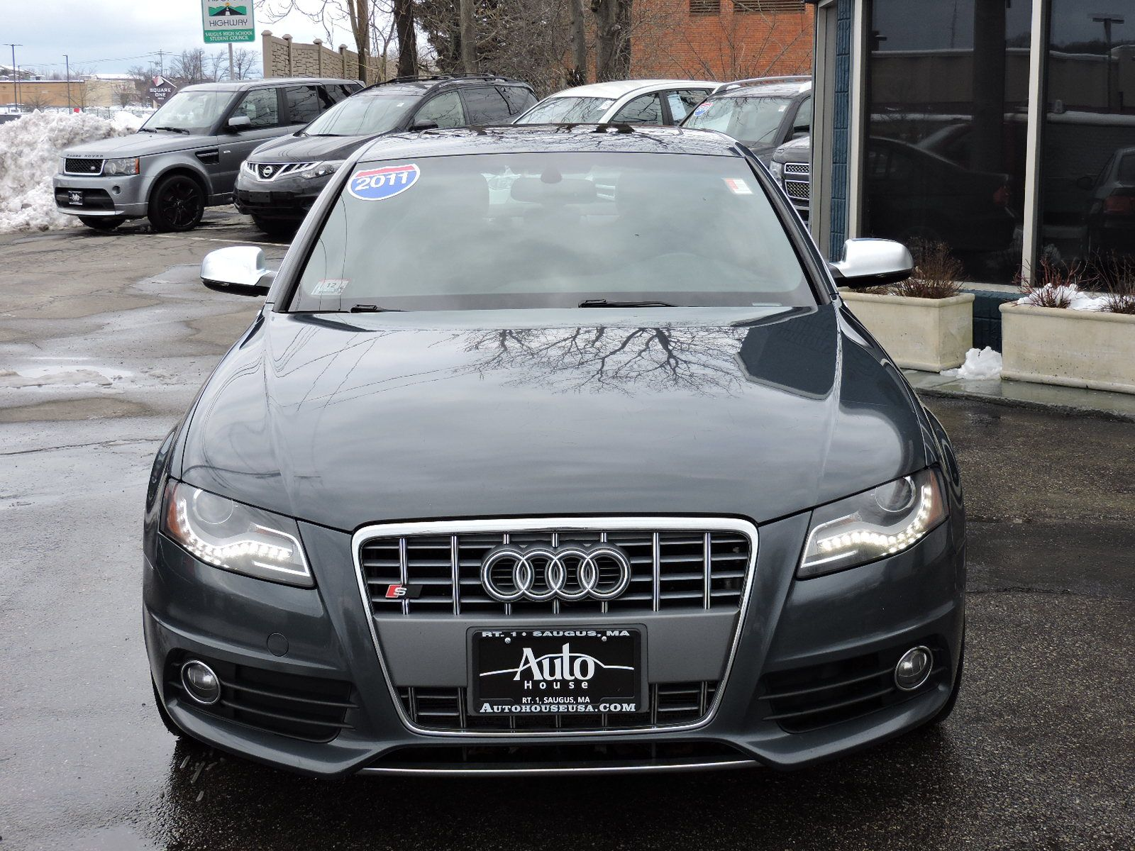 2011 Audi S4 6 Speed Premium Plus AWD