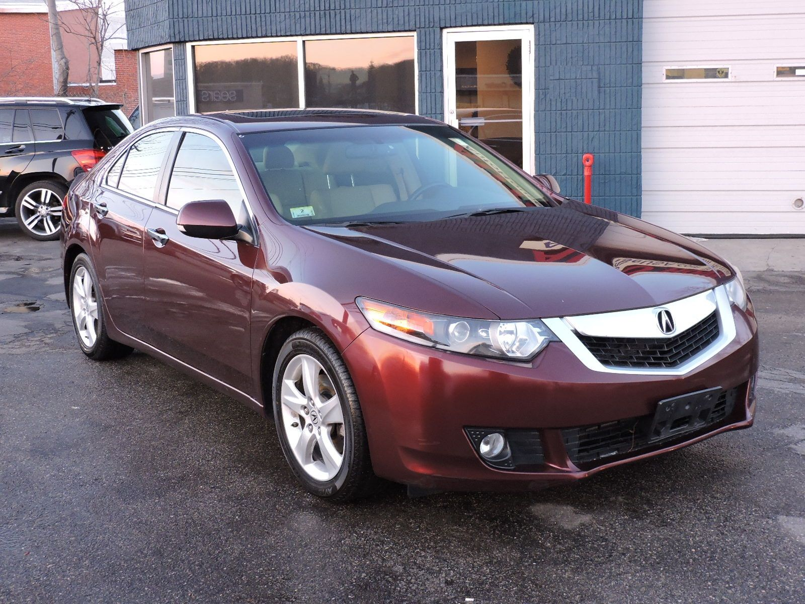 2010 Acura TSX Tech Pkg AWD