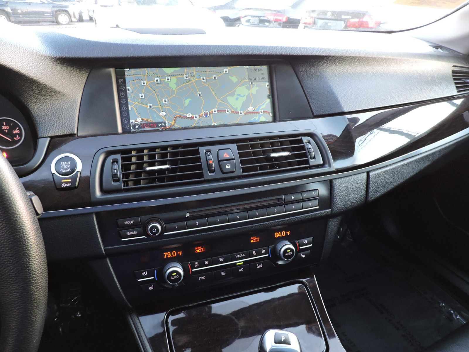 2012 BMW 5 Series 528i xDrive AWD