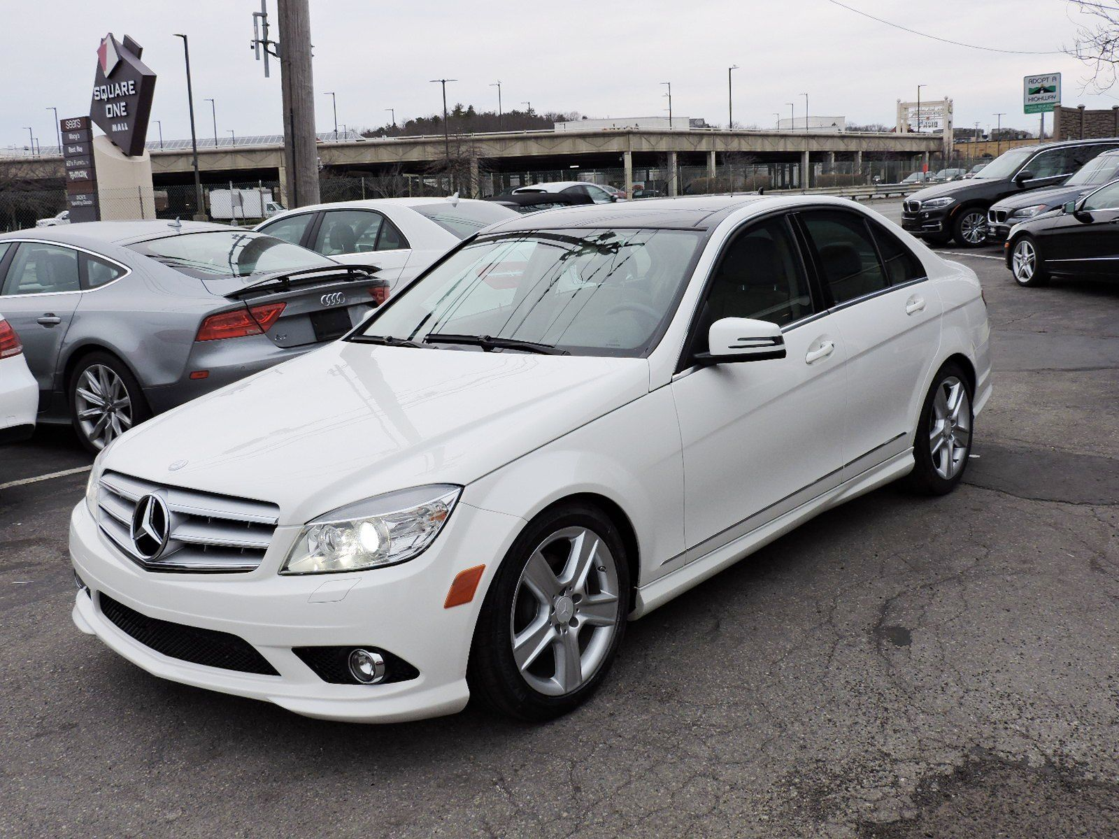 2010 Mercedes-Benz C 300 SPORT 4MATIC AWD