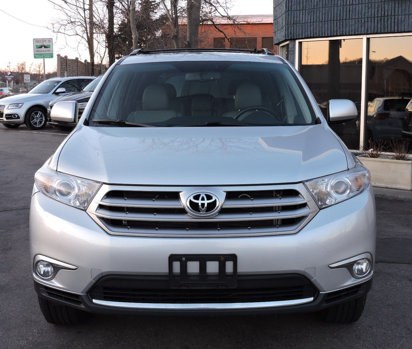 Pictures Of Toyota Highlander: Used 2013 Toyota Highlander SE At Saugus Auto Mall