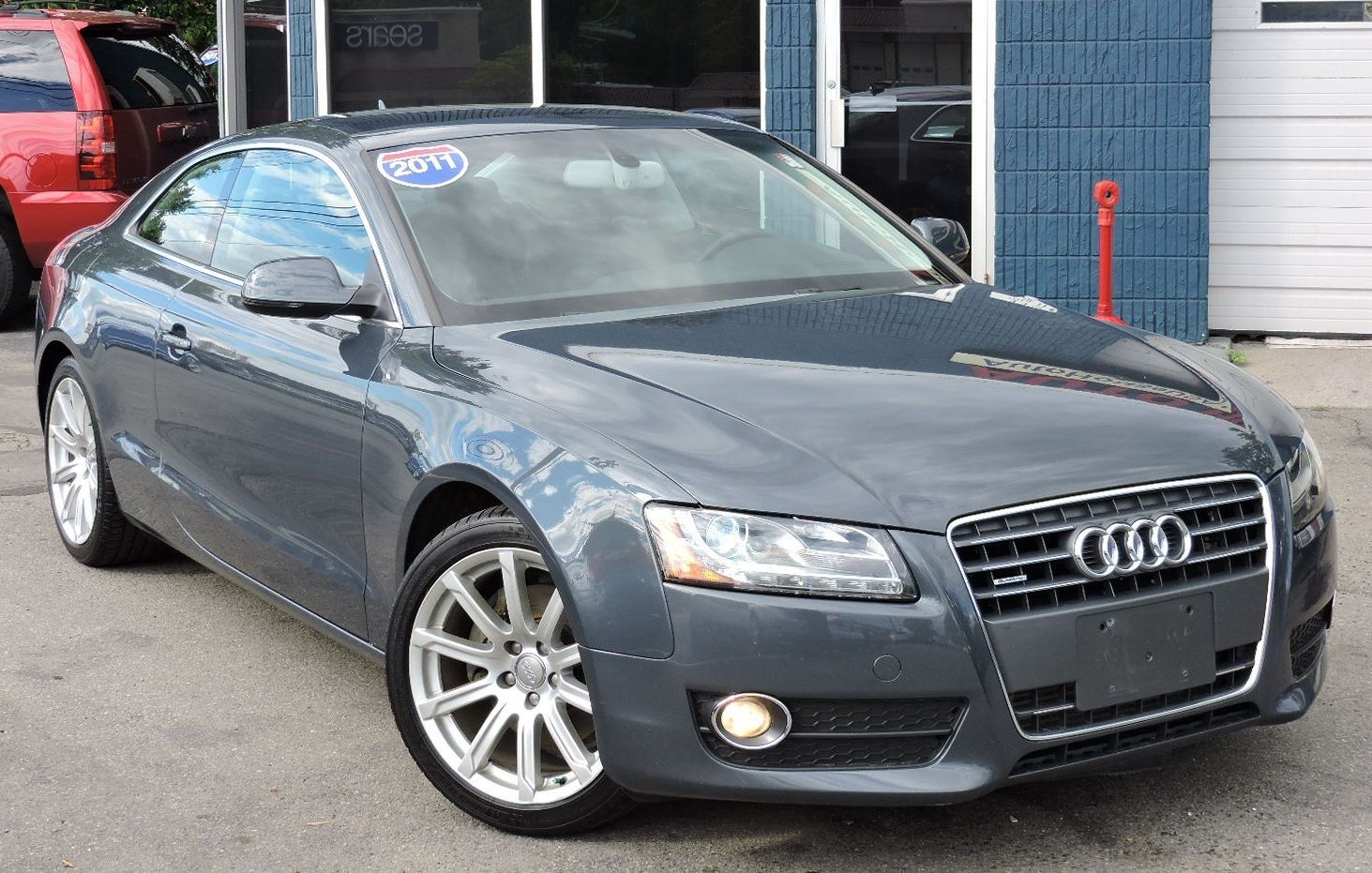 2011 Audi A5 Coupe 2.0T 6 Speed Quattro Premium Plus AWD